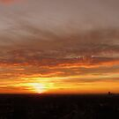 Morning Sunrise by Peter Barrett