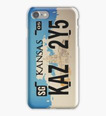KAZ 2Y5 iPhone Case/Skin