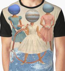 Orbital Noise Graphic T-Shirt