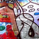 Brooklyn Graffiti Pano3 by andytechie