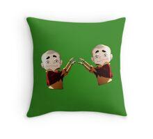 Double Leaf Power Throw Pillow