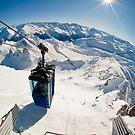 Mountain view by Maxim Mayorov