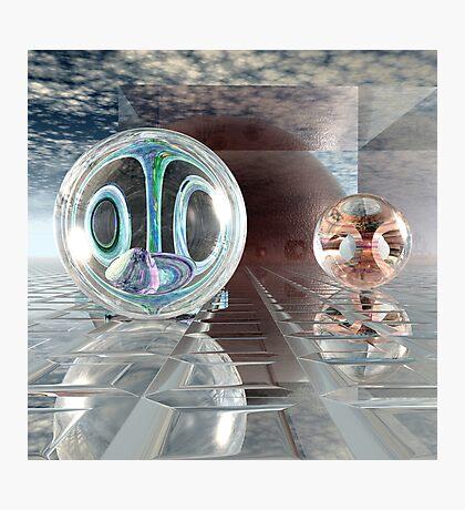 Spherology Photographic Print