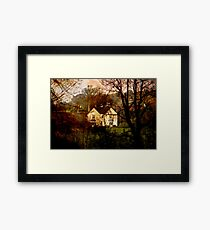 Location, Location, Location ..2 Framed Print