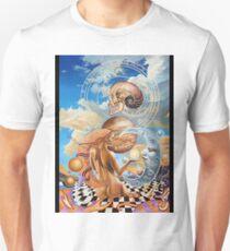 Sphenoid Evolution Unisex T-Shirt