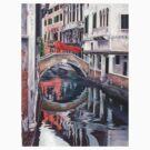 The Blood of Venice by Graeme  Stevenson