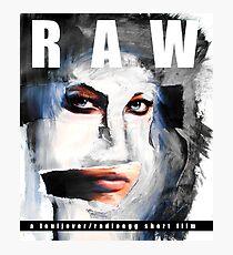 RAW Photographic Print