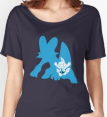 Mudkip Inception Women's Relaxed Fit T-Shirt