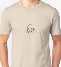 shy girl  T-Shirt