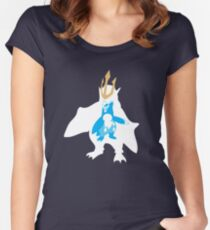 Piplup Inception Women's Fitted Scoop T-Shirt