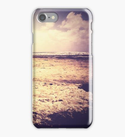 Adagio for the weary of heart ~ Postcards from the edge iPhone Case/Skin