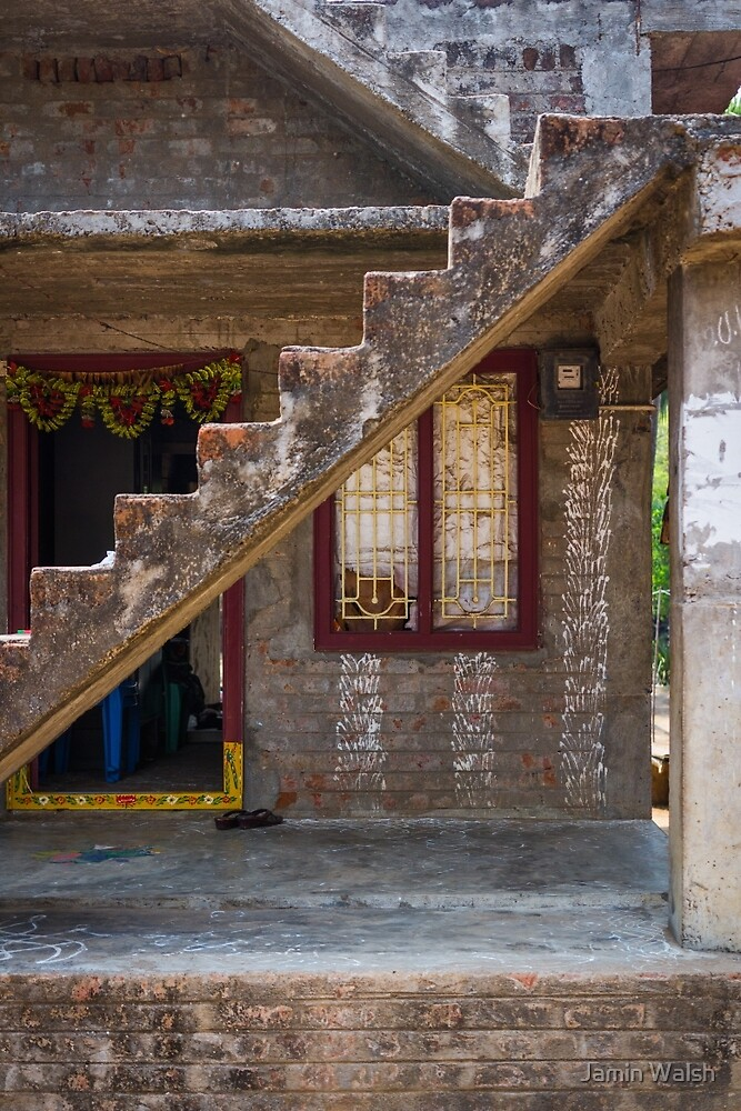 Antarvedi Village House by Jamin Walsh