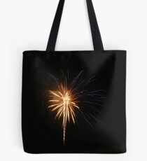 Wishes in Blue and White Tote Bag