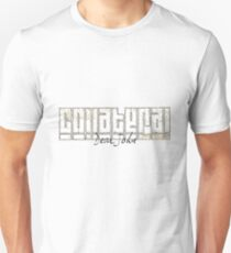 Collateral - Dear John Title T-Shirt