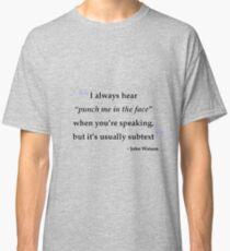 Punch Classic T-Shirt