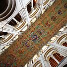 Ely Cathedral Ceiling by John Dalkin