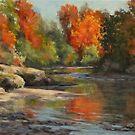 Fall Reflections by Karen Ilari