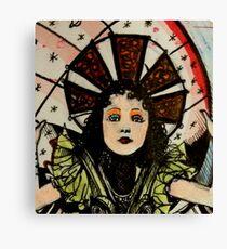 Drusilla Ashcroft Canvas Print