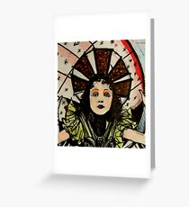 Drusilla Ashcroft Greeting Card