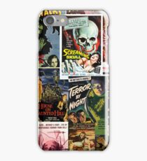 Monster Movie Posters iPhone Case/Skin