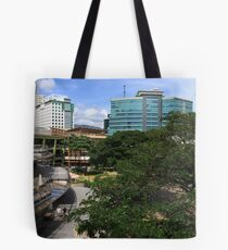 Cebu-Ayala View Tote Bag
