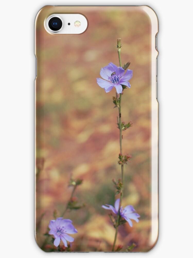 Lovely Flower iPhone Case by Denis Marsili