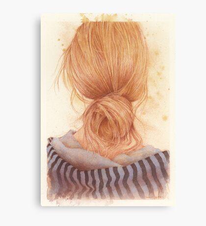 long hair anyone? Canvas Print