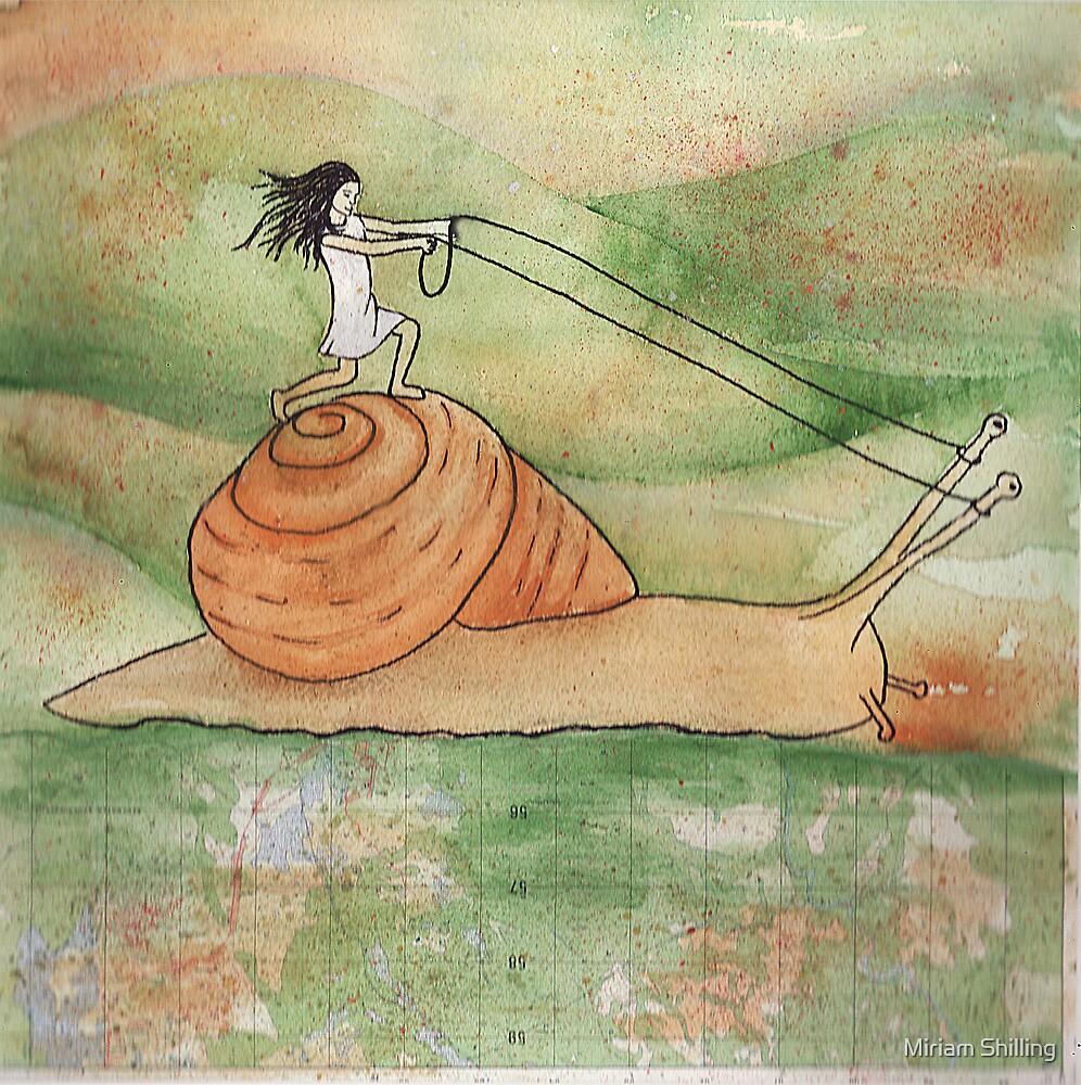 Wanderlust by Miriam Shilling