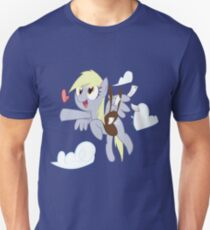 Derpy Love (derpy loves you) Unisex T-Shirt