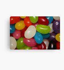 Jellybeans Jellybeans & more Jellybeans Canvas Print