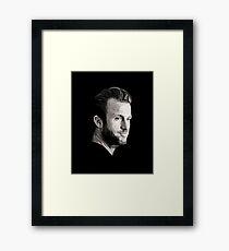 Scott Caan Framed Print