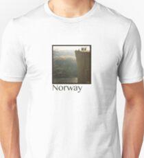 Pulpit Rock - Preikestolen - Rogaland, Norway - Diana 120mm Photograph Unisex T-Shirt