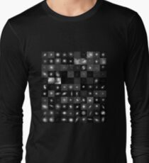 Messier Image Map Long Sleeve T-Shirt