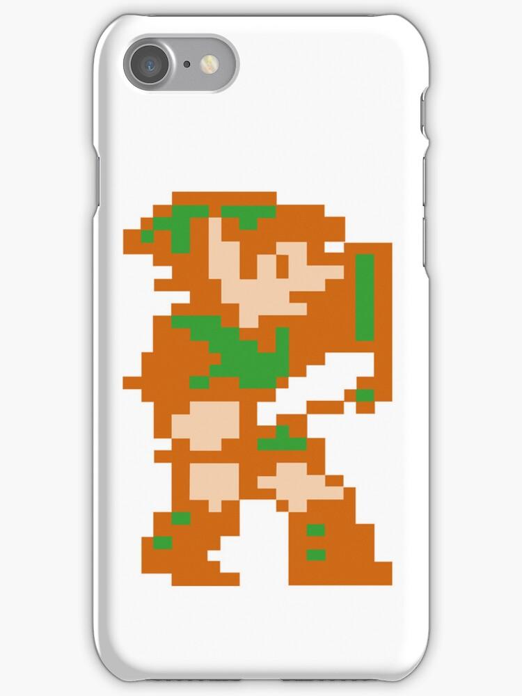 Link iPhone Case by dangerbird