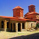 The Church of Saint Naum by Kristina R.