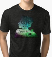 Puzzle Tri-blend T-Shirt
