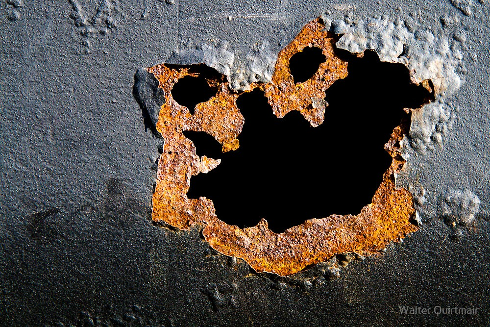 Rust Monster by Walter Quirtmair