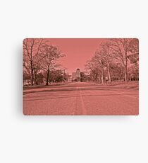 Greystone Psychiatric Hospital 1 Canvas Print