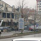 Clinton  Boulevard, Prishtine. by dougie1