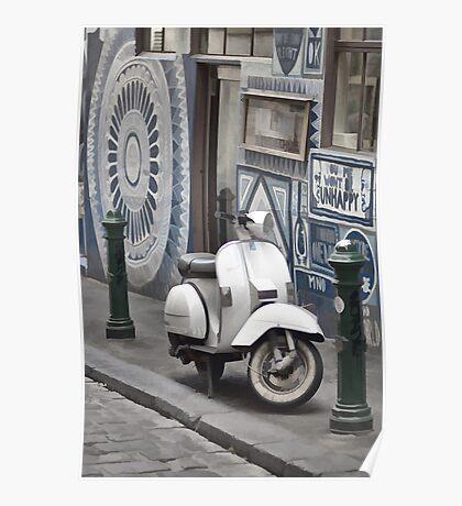 Urban Transport Poster
