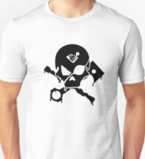 Motorsports Pirate Unisex T-Shirt