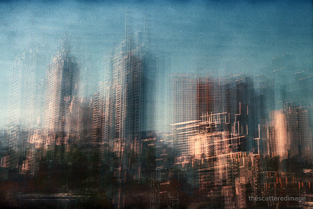 Metrocities: prelude to the apocalypse by thescatteredimage