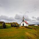 The Church at Keldur by rwyoungimages