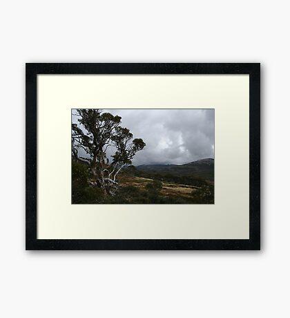Charlottes Pass NSW #1 Framed Print