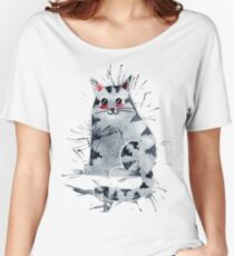 Sweet Kitty Women's Relaxed Fit T-Shirt