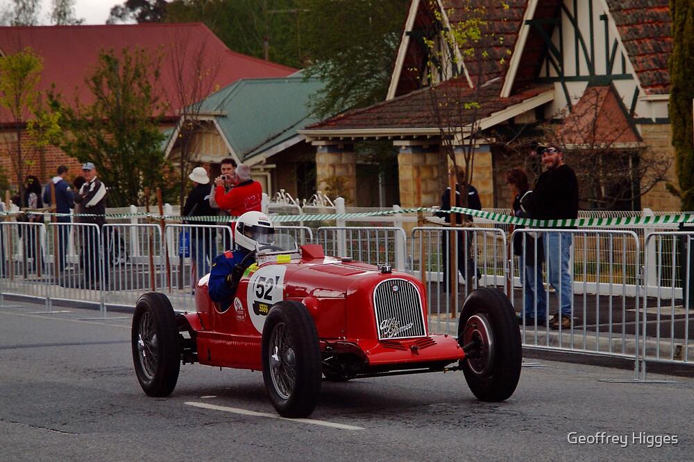 Alfa Romeo 6c 1928 by Geoffrey Higges