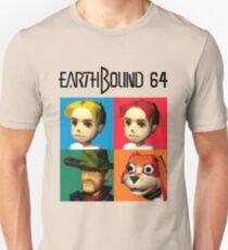 MOTHER 3 / EarthBound 64 Tiles (EarthBound 64 Logo) Unisex T-Shirt