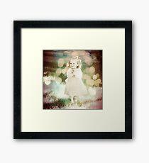 Enchanted Childhood Framed Print