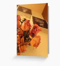 Dried  Greeting Card