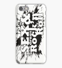 Sex Drugs and Rock'n Roll iPhone Case/Skin